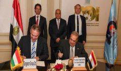 العربية للتصنيع توقع بروتوكولا لتوطين صناعة معدات الإضاءة الموفرة