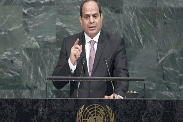 شكري: كلمة الرئيس السيسي أمام الأمم المتحدة تؤسس لتفعيل العمل الدولي المشترك