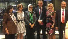 وزيرة الصحة تشارك في صياغة الاستراتيجية الأممية لصحة الأم والمراهقين