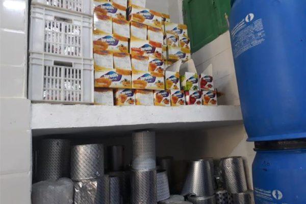 """""""حماية المستهلك"""": ضبط سلع مجهولة ومُقلدة وأدوية ومستحضرات منتهية الصلاحية"""