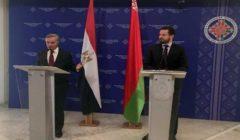 الصناعة: مجتمع الأعمال البيلاروسي يسهم في تعزيز الشراكة التجارية مع مصر