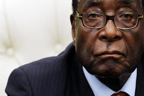 جثمان رئيس زيمبابوي السابق موجابي يصل هراري