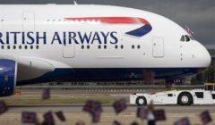 طيارو الخطوط الجوية البريطانية يبدأون إضرابا يستمر ليومين