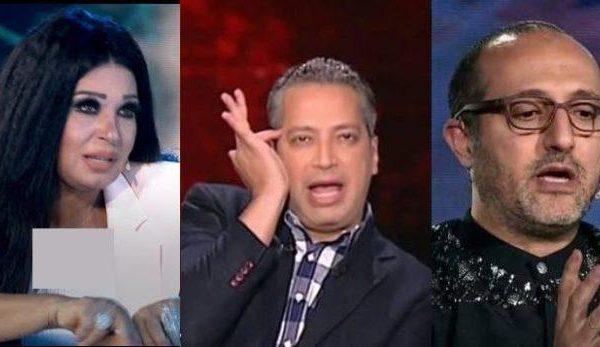 لسان تامر أمين أوقفه عن العمل.. فيفي عبده وشيرين عبد الوهاب وشريف مدكور لم يسلموا منه!!! .. تفاصيل مثيرة