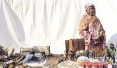 من السودان إلى مصر.. موهبة «عايدة» تنقذها من ويلات الحرب