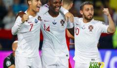 البرتغال تحقق فوزا مثيرا وفرنسا تلتهم البانيا