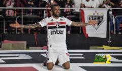فيديو: داني ألفيس يبهر جماهير ساو باولو بمهارة ساحرة