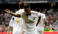 مارتين فاسكيز:  رودريغو أظهر تألقه في أنّه لاعباً للفريق الأول