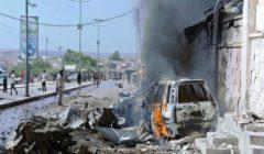 مقتل 6 جنود صوماليين في انفجار قرب مقديشو