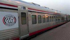 السكة الحديد تعلن التهديات والتأخيرات المتوقعة اليوم الثلاثاء
