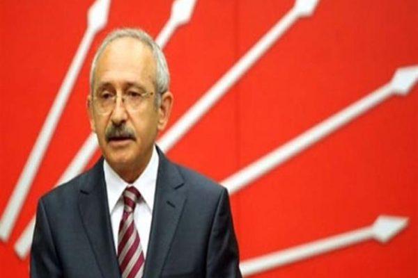 زعيم المعارضة التركي يأمل في نجاح عدوان بلاده على أكراد سوريا