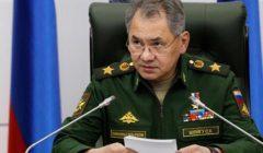 شويجو: الدوريات التركية الروسية المشتركة دورها تأمين انسحاب الأكراد