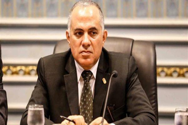 وزير الري: نحتاج إنشاء 400 مشروع للحد من مخاطر سقوط السيول على الدلتا