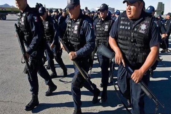 مصرع 13 من رجال الشرطة المكسيكية فى هجوم مسلح غرب البلاد
