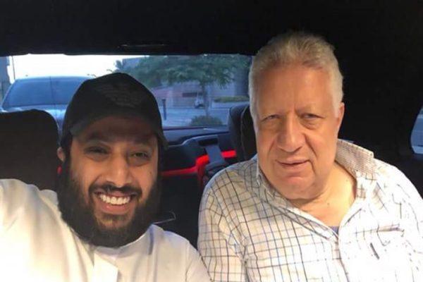 مرتضى منصور يعلق على رسائل تركي آل الشيخ لجماهير الأهلي