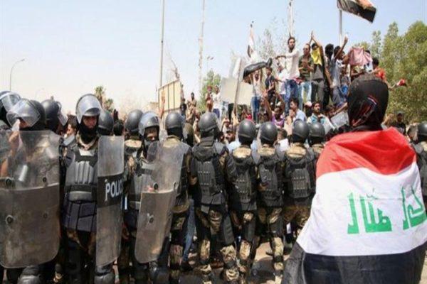 رويترز: جهاز مكافحة الإرهاب ينتشر في جنوب العراق لفض التظاهرات