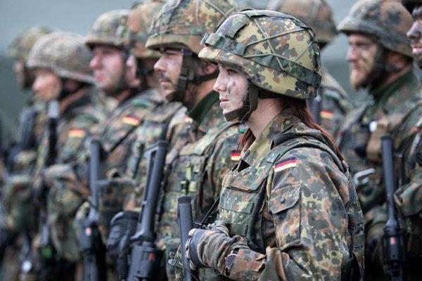 لردع الأسلحة النووية.. الجيش الألماني يجري تدريبات مع شركاء من الناتو