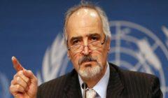مندوب سوريا بمجلس الأمن: الجولان المحتل جزء من سوريا واستعادته أولوية لنا