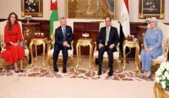 مصر والأردن.. قمم ثنائية وتنسيق مستمر وقواسم مشتركة