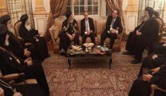 """السفير المصري بباريس: الكنيسة القبطية """"وطنية"""" ولها مواقف مشرفة"""