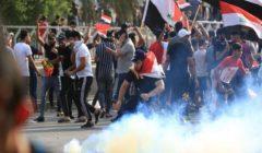"""""""تحذير للمتظاهرين ووعد بإصلاحات"""".. كيف تحاول حكومة العراق احتواء غضب الشعب؟"""
