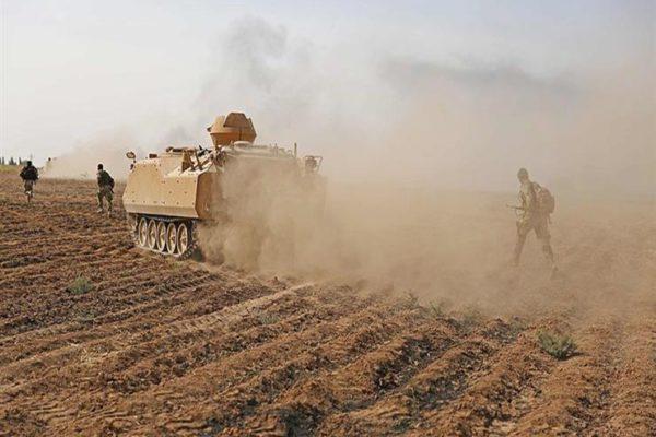 بيان مشترك ألماني وفرنسي يدين العدوان التركي على أكراد سوريا