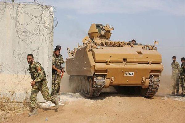 المرصد: مقتل 10 مدنيين في قصف تركي على شمال شرق سوريا