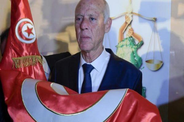 النتائج الرسمية للانتخابات في تونس اليوم وقيس سعيد رئيسا بتفويض شبابي واسع