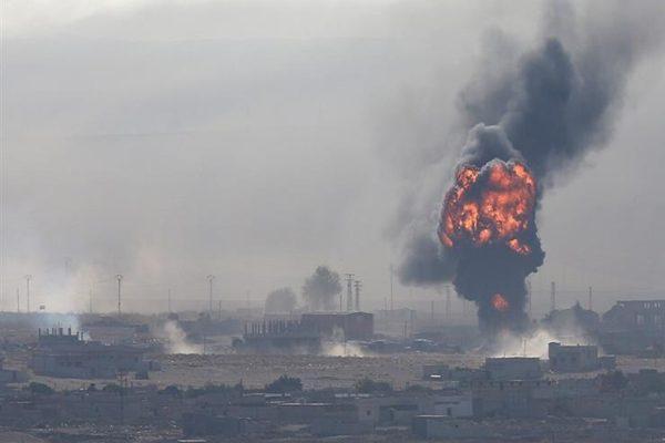 مقتل وإصابة 25 مدنيا في قصف تركى علي رأس العين السورية