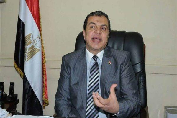"""اليوم.. """"سعفان"""" يشارك في اجتماعات """"العمل العربية"""" بالقاهرة"""