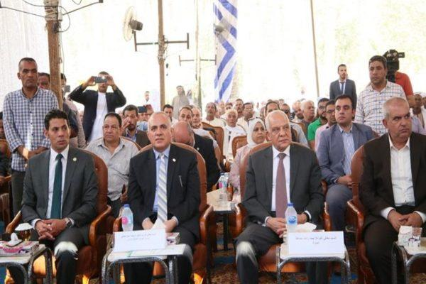 وزارة الري تعقد النسخة الثالثة لمؤتمرات روابط مستخدمي المياه
