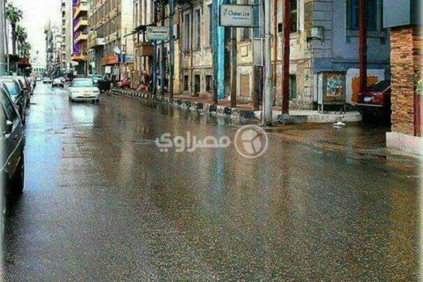 """""""سقوط أمطار الثلاثاء"""".. الأرصاد تعلن توقعاتها لطقس الـ72 ساعة المقبلة"""
