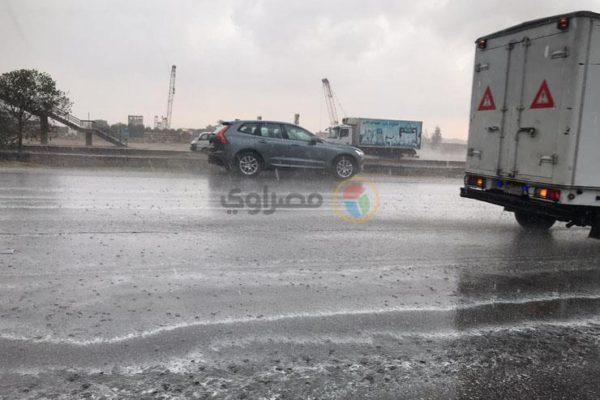 الحكومة: أمطار مصر الجديدة ومدينة نصر بلغت 65 ألف م3 في 90 دقيقة