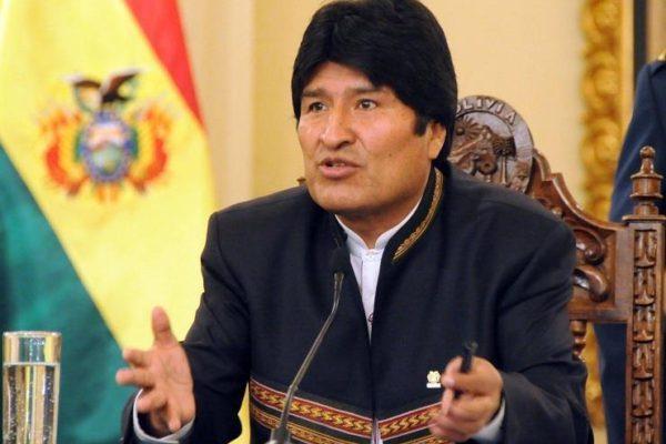 موراليس يتأهب للفوز بانتخابات الرئاسة البوليفية