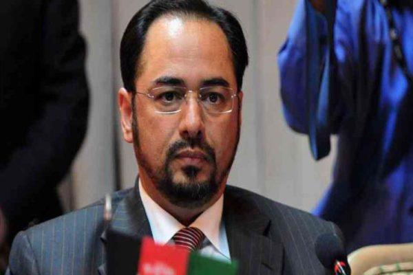 وزير الشؤون الخارجية بأفغانستان يستقيل عبر فيسبوك
