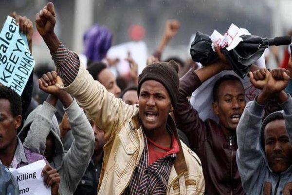 3 قتلى في تظاهرات تطالب بإسقاط آبي أحمد.. ماذا يحدث في إثيوبيا؟