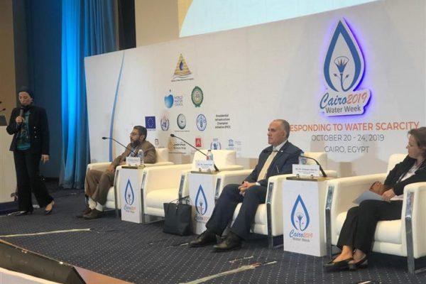 وزير الري: مصر من أكثر بلد جفافا في العالم.. ونستطيع التأقلم مع تغيرات المناخ
