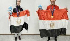 مصر تحصد ثلاث ميداليات في دورة الألعاب العالمية العسكرية بالصين