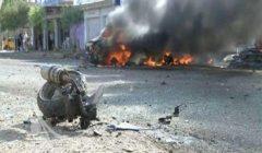 مقتل وإصابة 8 اشخاص في انفجار دراجة نارية بريف الرقة الشمالي بسوريا