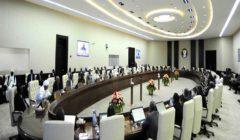 تشكيل آلية تنسيقية بين مجلسي السيادة والوزراء وقوى الحرية بالسودان