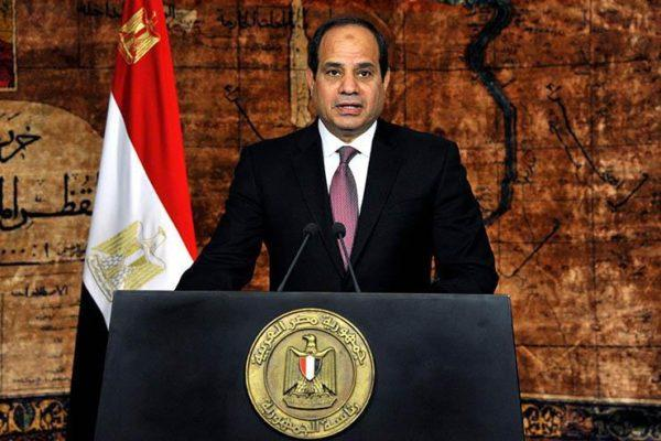 السيسي ورئيس العراق يبحثان هاتفياً العدوان التركي على سوريا