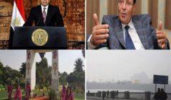 حدث في 8 ساعات| مصر تحتفل بذكرى أكتوبر.. ودخول طرف دولي في أزمة سد النهضة