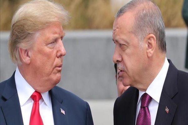 """مجلة أمريكية: كيف أصبح أردوغان جزءًا من قصة """"خيانة"""" ترامب لبلاده؟"""