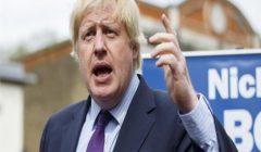 """جونسون يستعد لطرح خطة لجعل بريطانيا"""" أعظم مكان على وجه الأرض"""""""