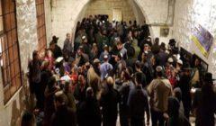 مستوطنون يقتحمون قبر يوسف في نابلس بحماية قوات الاحتلال