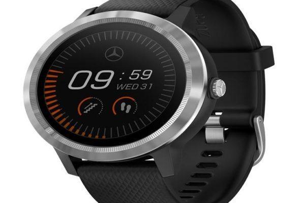 جارمن تطلق ساعة ذكية لأصحاب سيارات مرسيدس بسعر 4600 جنيهًا