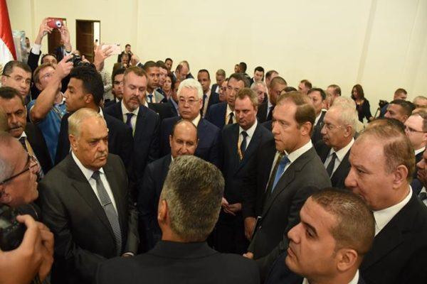 التراس: مصر أصبحت مركزا أساسيا لتصدير التقنيات الحديثة من العالم إلى أفريقيا