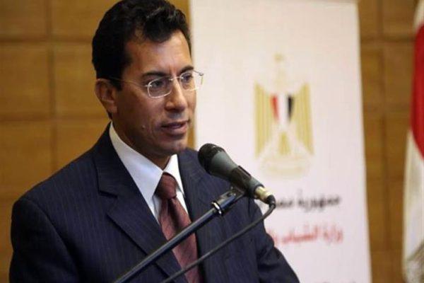 وزير الرياضة يحضر اجتماع مجلس إدارة الأهلي في منزل الخطيب