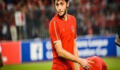حوار.. كريم نيدفيد: لست الفتى المدلل للبدري ولا أعرف رقم هاتفه