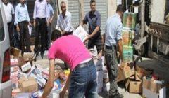 ضبط 71 قضية تموينية و23 مخبزا مخالفا في الجيزة